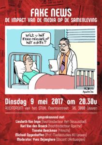 Fake News - De impact van de media op de samenleving @ Auditorium, STUK Leuven | Leuven | Vlaanderen | België